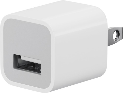 Apple - USB Power Adapter - White